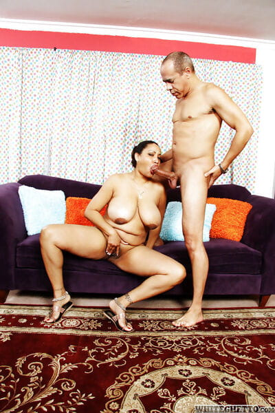 Fatty indian MILF with..